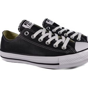 Converse Chuck Taylor All Star Low Top (Black)